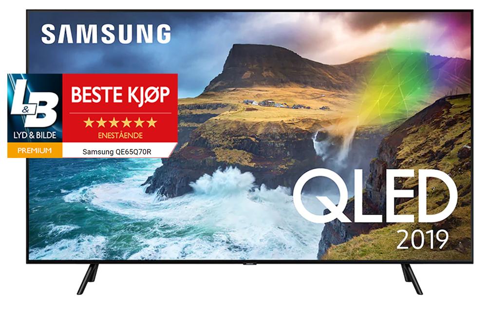Enestående Samsung Q70