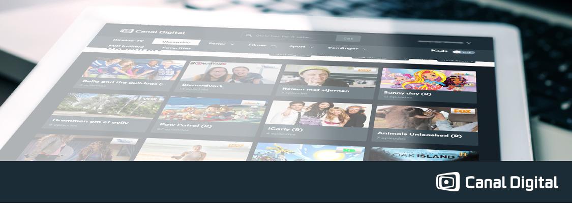 Canal Digital hos elkjøp