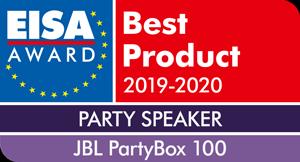Best Party Speaker 2019/20