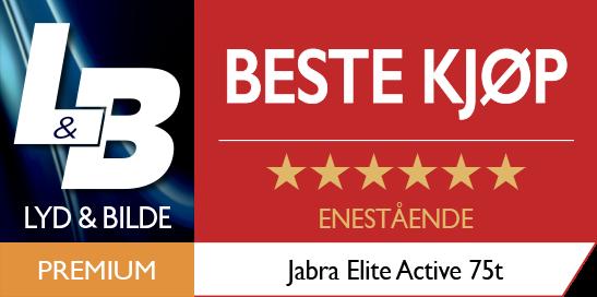 TEST: Jabra Elite Active 75t De beste treningsproppene