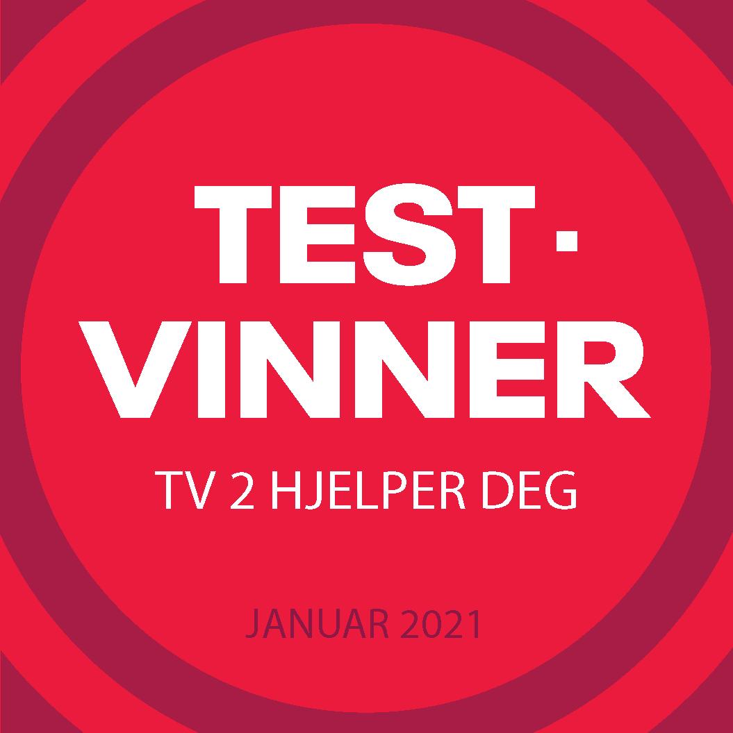 Best i test TV2 Hjelper deg