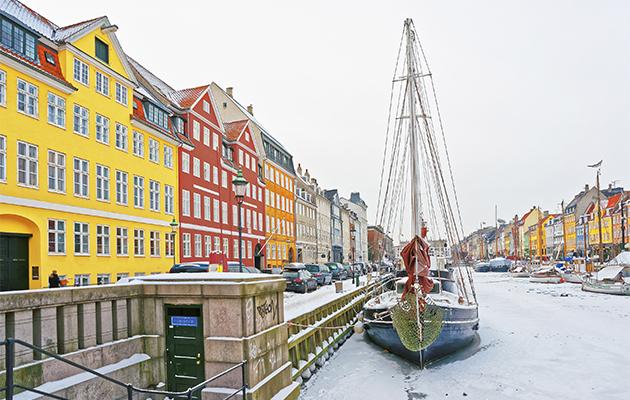 Vinterferie i byen