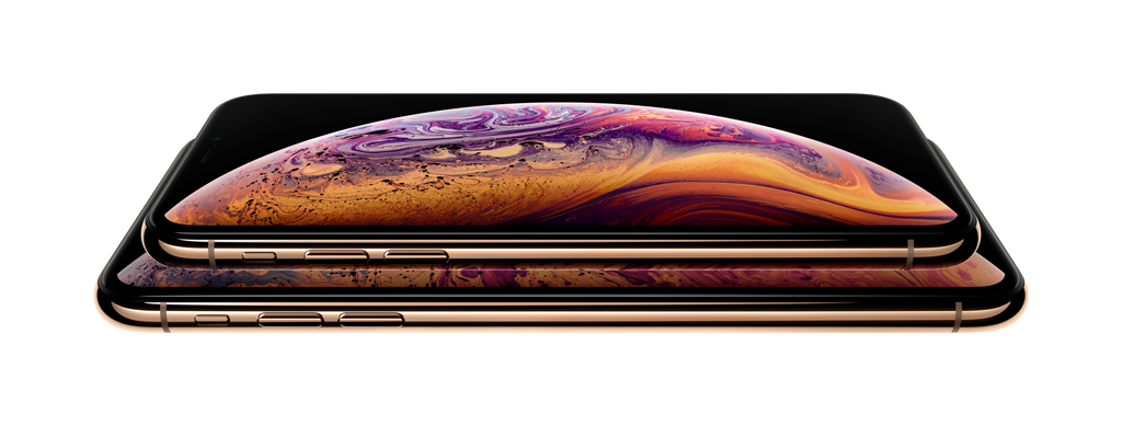 Apple iPhone Xs och Xs Max