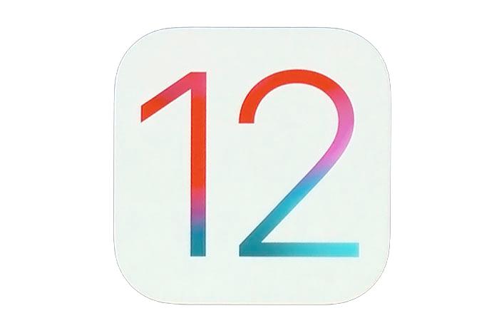 Edistynyt iOS 12 -käyttöjärjestelmä